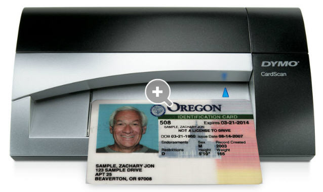 ID Card Scanning - NowMD